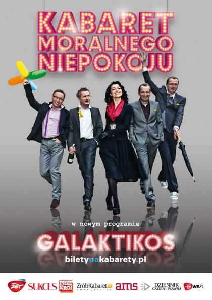 Kabaret Moralnego Niepokoju - Galaktikos (2011) PL.DVDRip.XviD.AC3-TROD4T